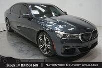 BMW 7 Series 740i M SPORT,DRVR ASST+,EXECUTIVE,HEADS UP 2016