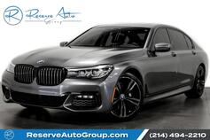 2016 BMW 7 Series 740i M-Sport Executive Pkg 2 Massaging Seats