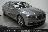 BMW 7 Series 740i NAV,CAM,PANO,HTD STS,PARK ASST,20IN WLS 2016