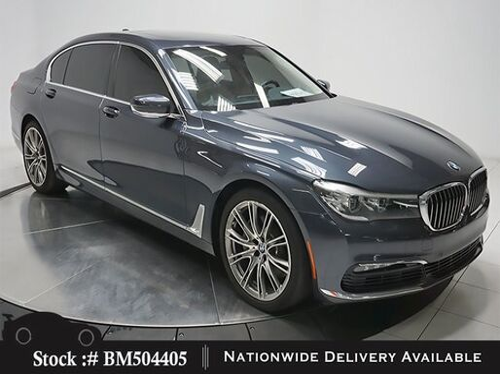2016_BMW_7 Series_740i NAV,CAM,PANO,HTD STS,PARK ASST,2OIN WLS_ Plano TX