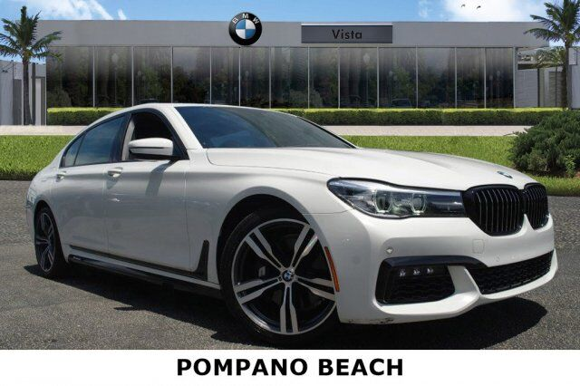 2016 BMW 7 Series 740i Pompano Beach FL
