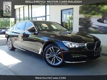 2016_BMW_7 Series_740i_ Raleigh NC