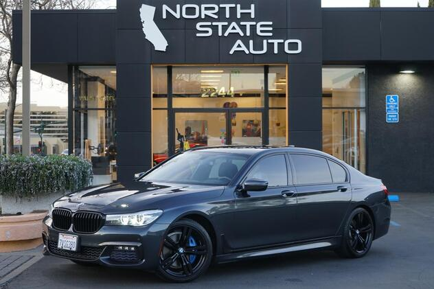 2016_BMW_7 Series_740i_ Walnut Creek CA