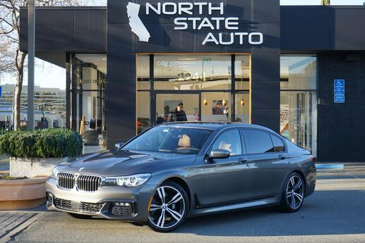 2016 BMW 7 Series 740i Walnut Creek CA