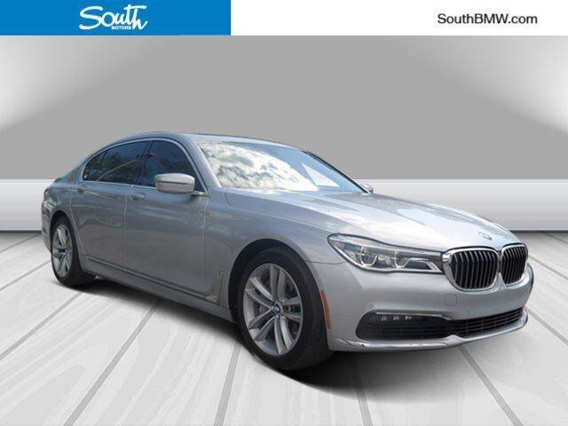 2016 BMW 7 Series 750i Miami FL