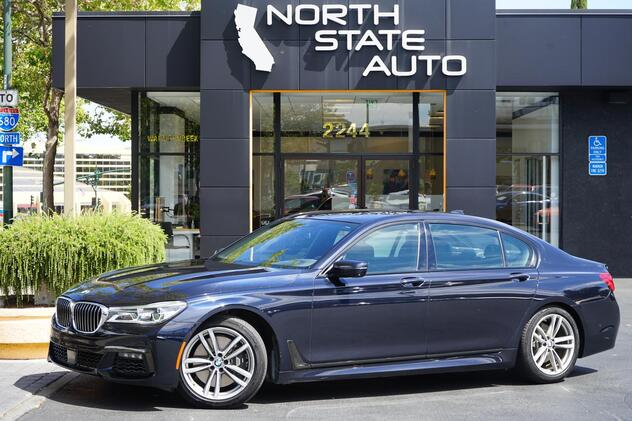 2016_BMW_7 Series_750i_ Walnut Creek CA