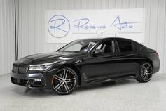 2016 BMW 7 Series 750i xDrive M-Sport Driver Assist Plus Bowers&Wilkens