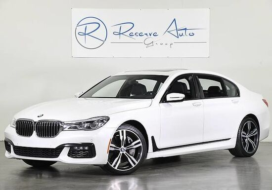 2016_BMW_7 Series_750i xDrive M-Sport Executive 2 Pkg_ The Colony TX