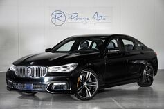 2016 BMW 7 Series 750i xDrive M-Sport Rear Executive Seating/DVD