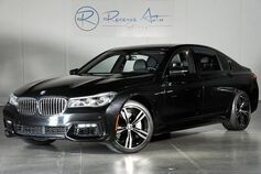 2016 BMW 7 Series 750i xDrive M-Sport Side & Top Cameras Pano Roof