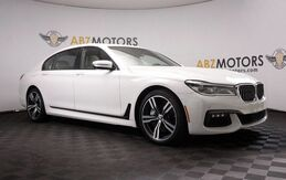2016_BMW_7 Series_750i xDrive M Sport,HUD,Rear DVD,Rear Seat Pkg_ Houston TX