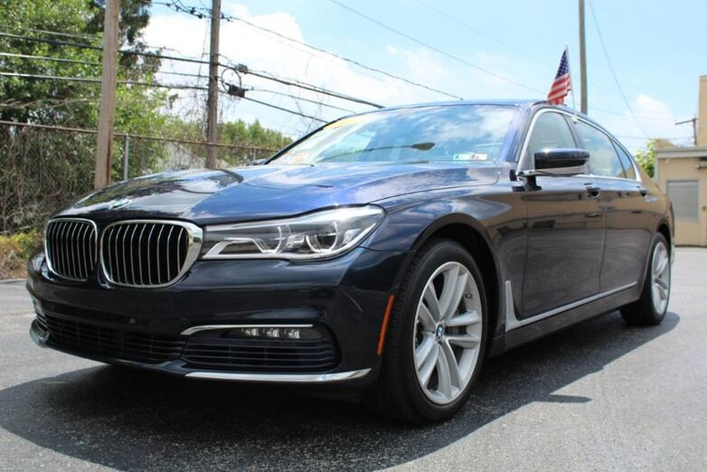 2016 BMW 7 Series 750i xDrive New Castle DE