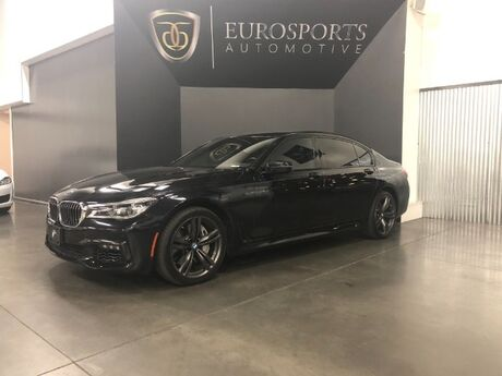2016 BMW 7 Series 750i xDrive Salt Lake City UT