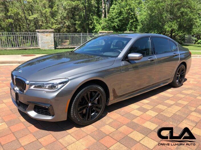 2016 BMW 7 Series 750i xDrive The Woodlands TX