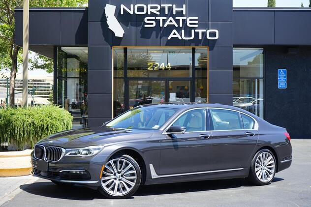 2016_BMW_7 Series_750i xDrive_ Walnut Creek CA