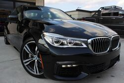 BMW 7 Series 750i,M-SPORT,DUAL DVD,EVERY OPTION,WARRANTY! 2016