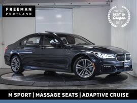 2016 BMW 750i M Sport Adaptive Cruise Vented Massage Seats