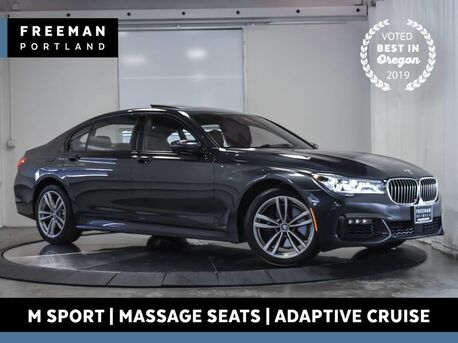 2016_BMW_750i_M Sport Adaptive Cruise Vented Massage Seats_ Portland OR