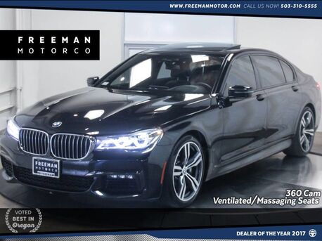 2016_BMW_750i_xDrive M Sport Massage Vented Seats Surround Cam_ Portland OR