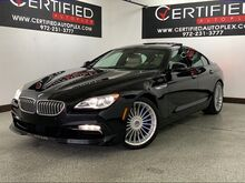 2016_BMW_B6 ALPINA_XDRIVE GRAN COUPE DRIVER ASSIST PLUS PKG EXECUTIVE PKG NAVIGATION SUNROOF H_ Carrollton TX