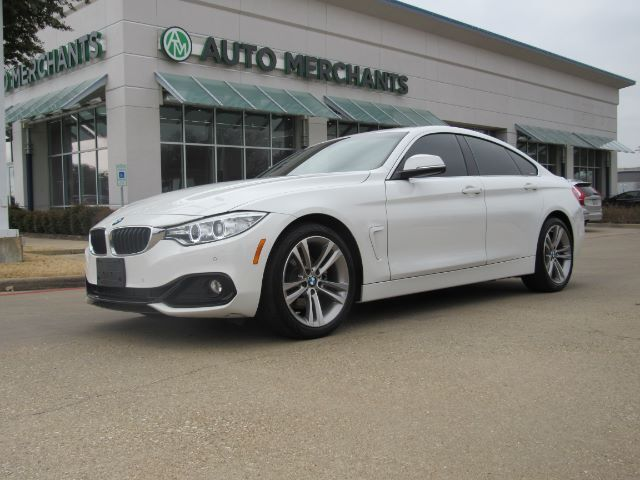 2016 BMW Grand Coupe 428i SULEV  LEATHER SEATS, NAVIGATION, BACKUP CAMERA, PARKING SENSORS, SUNROOF Plano TX