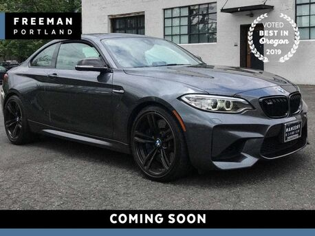 2016_BMW_M2_365 hp Executive Package 6-Speed Manual_ Portland OR