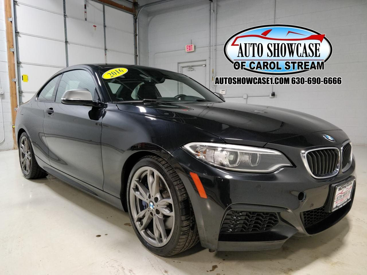 2016 BMW M235i 6spd Carol Stream IL