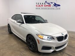 2016_BMW_M235i Coupe_TECHNOLOGY PACKAGE DRIVER ASSIST PACKAGE NAVIGATION SUNROOF LEATHER_ Addison TX