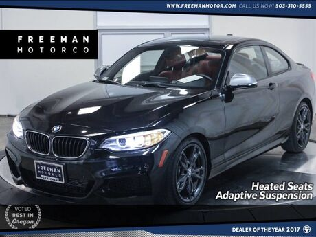 2016 BMW M235i Navigation Heated Seats Adaptive Suspension Portland OR