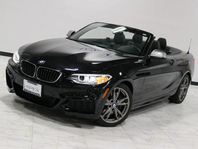 2016 BMW M235i xDrive Convertible Navi Rear Camera Harman/Kardon Sound Burr Ridge IL
