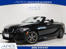 2016_BMW_M235i_xDrive Convertible Navi Rear Camera Harman/Kardon Sound_ Burr Ridge IL
