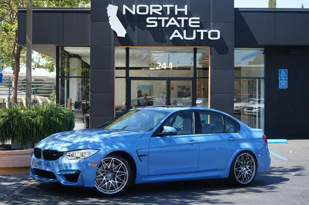 2016_BMW_M3__ Walnut Creek CA