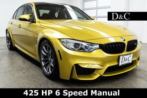 2016_BMW_M3_425 HP 6 Speed Manual_ Portland OR