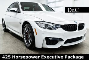 2016_BMW_M3_425 Horsepower Executive Package_ Portland OR