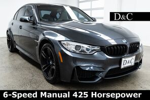 2016_BMW_M3_6-Speed Manual 425 Horsepower_ Portland OR