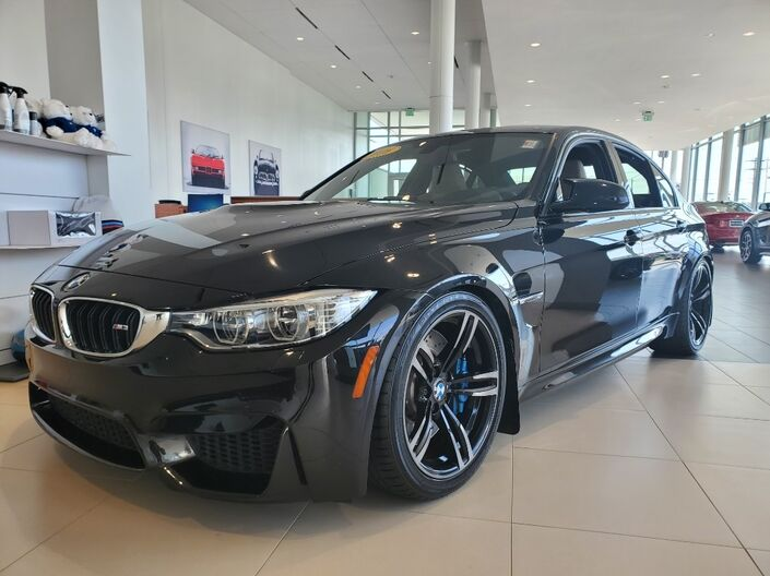 2016 BMW M3 Base Oshkosh WI