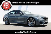 2016 BMW M3 Competition Seaside CA