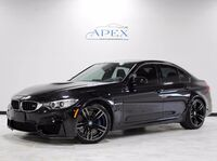 BMW M3 Executive Pkg Driver Assist Pkg 2016