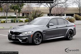 2016_BMW_M3 Sedan w/ Drivers Assistance Plus/Executive Pkg_Lighting Pkg/One Owner/ MSRP of $78,970!!!!_ Fremont CA