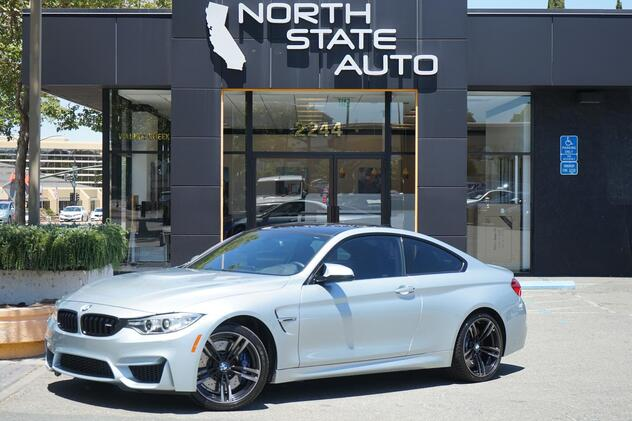 2016_BMW_M4__ Walnut Creek CA