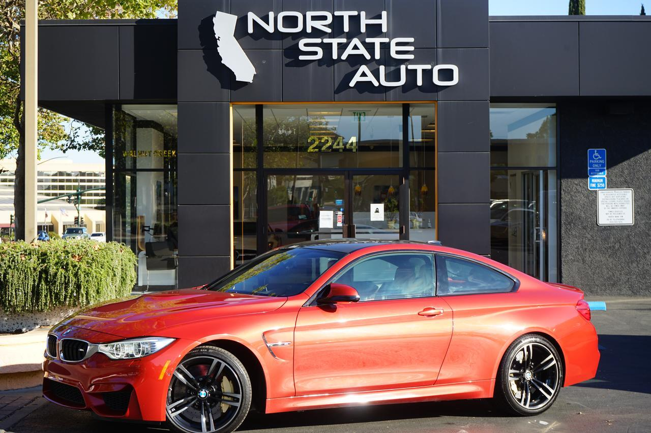 2016 BMW M4  Walnut Creek CA