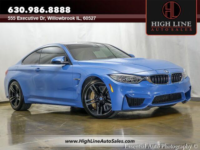 2016 BMW M4  Willowbrook IL