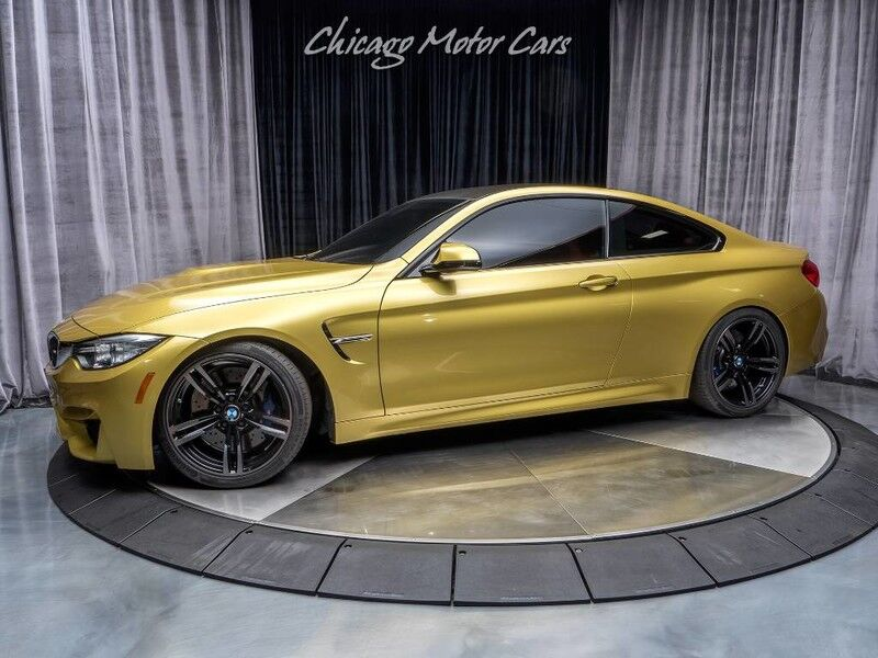 2016_BMW_M4_2dr Coupe DINAN Stage III_ Chicago IL