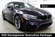 2016 BMW M4 425 Horsepower Executive Package Portland OR