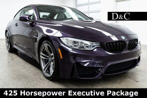 2016_BMW_M4_425 Horsepower Executive Package_ Portland OR