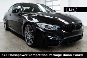 2016_BMW_M4_573 Horsepower Competition Package Dinan Tuned_ Portland OR