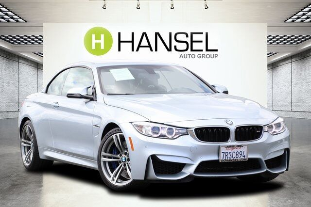2016 BMW M4 Base Petaluma CA