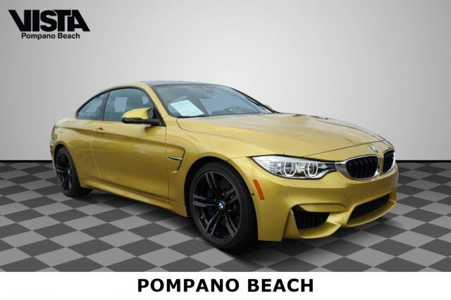2016 BMW M4 Base Pompano Beach FL