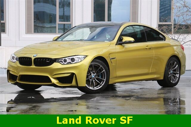 2016 BMW M4 Base San Francisco CA