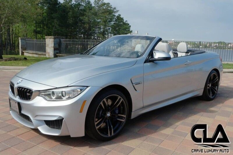 2016 Bmw M4 Convertible The Woodlands Tx 29108657